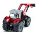 1996 Siku Massey Ferguson Tractor Met Transportband 41,6 Cm