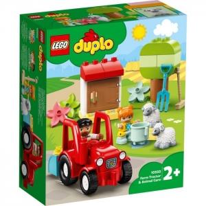 LEGO DUPLO 10950 Landbouwtractor En Dieren