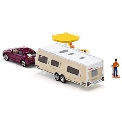 Siku 2542 Auto Met Caravan 1:50