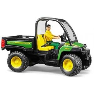 Bruder 02490 John Deere Gator XUV 855D met bestuurder