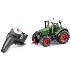 siku 6880, Fendt 939 Tractor, op afstand bestuurbaar, 1:32, inclusief controller, metaal/kunststof, groen, werkt op batterijen, compatibel met onderdelen, groen