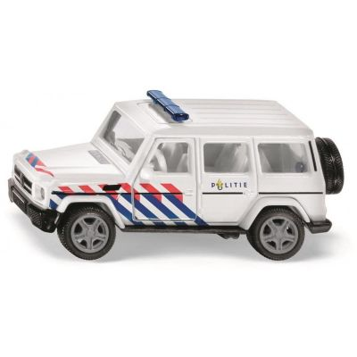Siku Mercedes-AMG G65 politie schaal 1:50 2308
