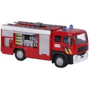 510179 Belgische brandweerauto