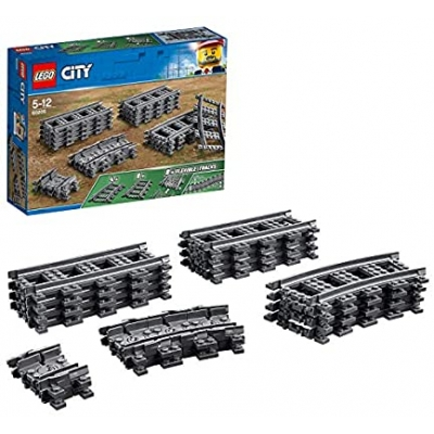 LEGO 60205 City Trains Treinrails speelgoed set