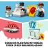 LEGO 10961 DUPLO Town Vliegtuig & Vliegveld, Peuter Speelgoed voor Kinderen Vanaf 2 Jaar Oud met Piloot Figuur