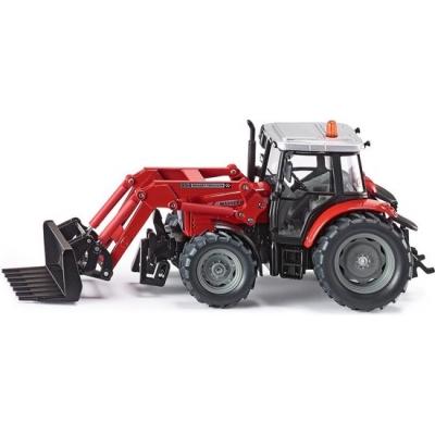 Siku Tractor met Voorladervork