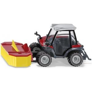 SIKU 3068 Tractor Aebi TerraTrac TT211