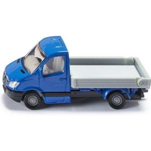 SIKU 1424 Transporter met Platte Laadbak