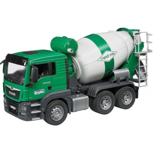 MAN TGS cement mixer Bruder (03710)
