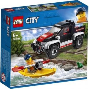 LEGO City Kajak Avontuur - 60240