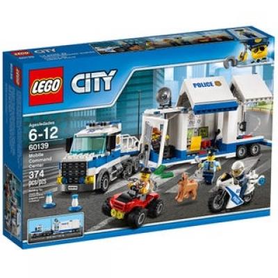 LEGO 60139 Mobiele Commandocentrale Artnr: 60139 |
