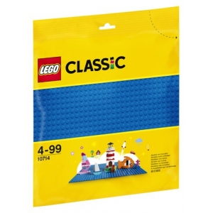 LEGO 10714 Grondplaat 32x32 BLAUW