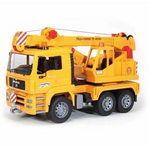 Bruder 02754 - MAN TGA Mobiele Kraanwagen 1:16