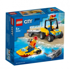 LEGO City ATV strandredding 60286