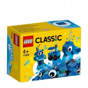 LEGO Classic creatieve blauwe stenen 11006